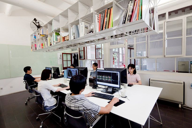 people's architecture office PAO PIDO office in beijing