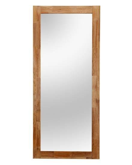 Spiegel »Royal Oak« (70 x 160 cm, natur) Home sweet home - küchen dänisches bettenlager