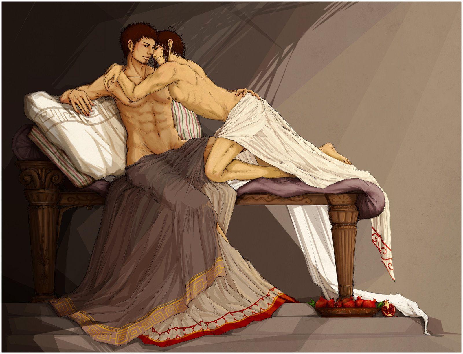 Erotic hades persephone story — img 2