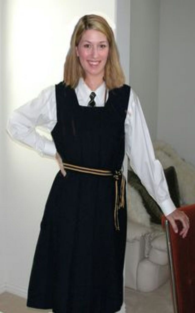 Pin On Gymslip School Uniforms-6540