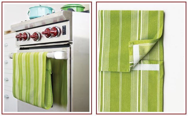 Velcro Hand Towel Keeper For Oven Handle Brilliant Kitchen