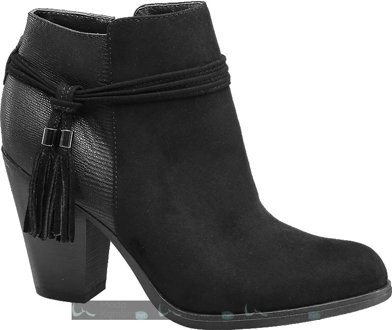 2017 Deichmann Bayan Bot Modelleri Bot Yeni Moda Ayakkabilar