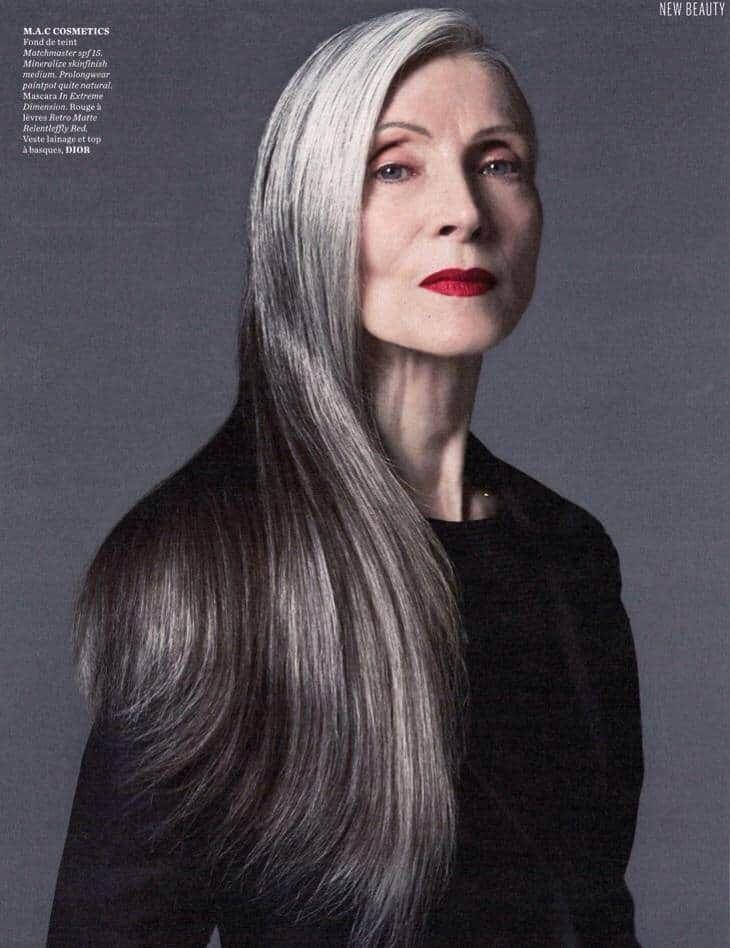 Fashion Over Fifty | Mature Women Style | Mature Fashion Model ...