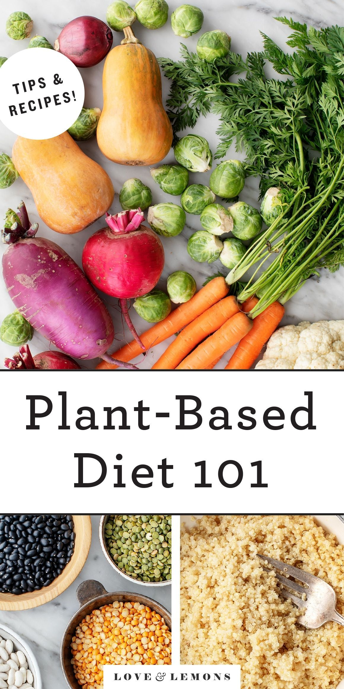 What Is A Plant Based Diet Love And Lemons Recipe In 2021 Plant Based Diet Plant Based Eating Vegetable Dishes