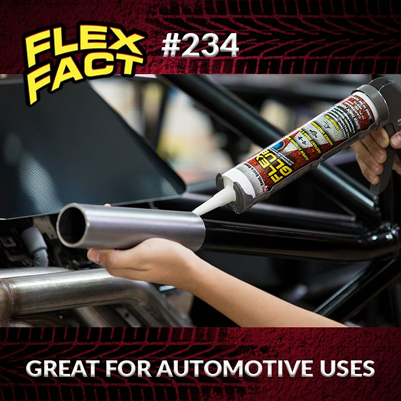 Flex Glue S Amazing Instant Grab Is Perfect For Many Automotive Uses