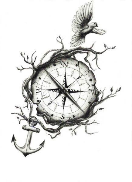 bildergebnis f r kompass tattoo tattoo pinterest. Black Bedroom Furniture Sets. Home Design Ideas