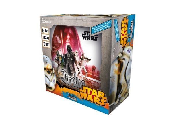Timeline Star Wars Kortspill - Gamezone2016