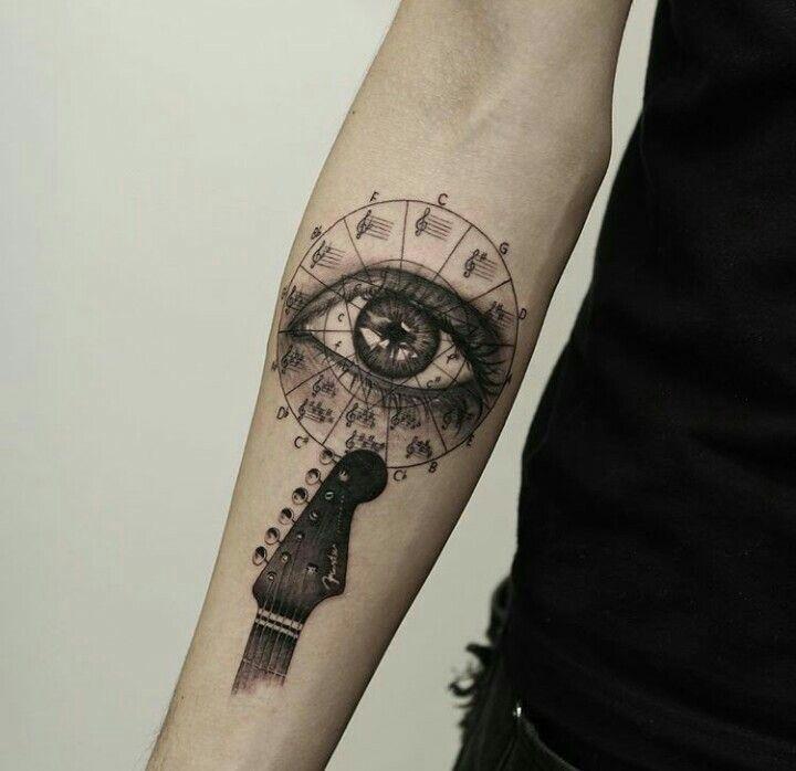 By Oscar Akermo   NY   #BlackworkTattoo #Blackwork #Tattoo #Eye ...