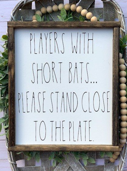 Photo of Signs With Quotes | Farmhouse Decor | Farmhouse Signs | Signs For Home | Bathroom Decor | Funny Bathroom Signs | Kids Bathroom | Short Bats