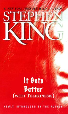 Stephen King: Carrie  Reader Submission: Title byJim McDoniel