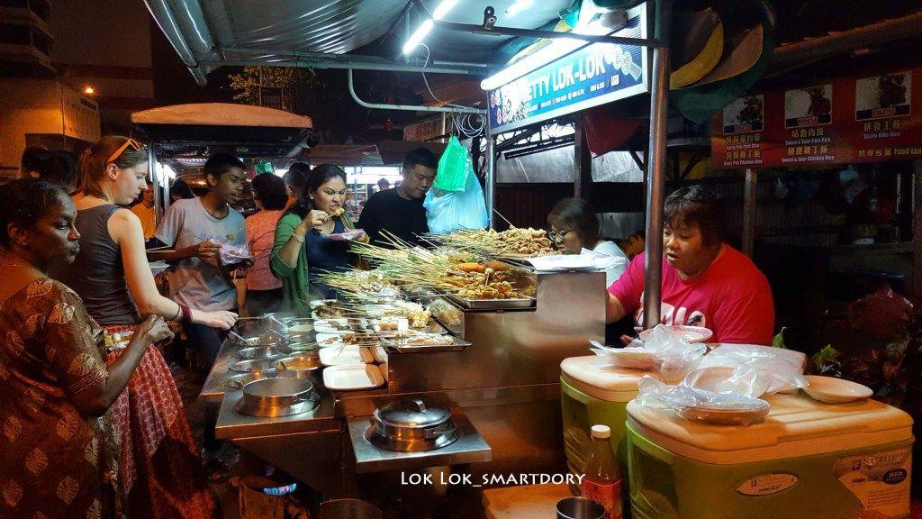 Penang Street Food LokLok Smart Dory Travel and