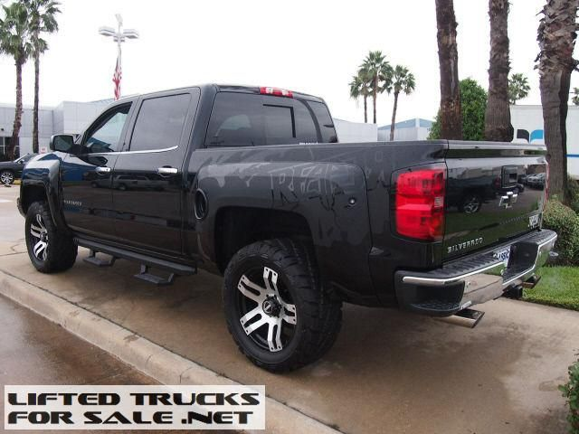 2015 Chevy Silverado 1500 Ltz Supercharged Southern Comfort Reaper