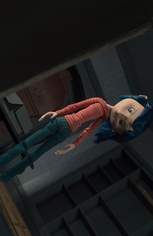 Vertical Film Coraline Movie Coraline Aesthetic Coraline
