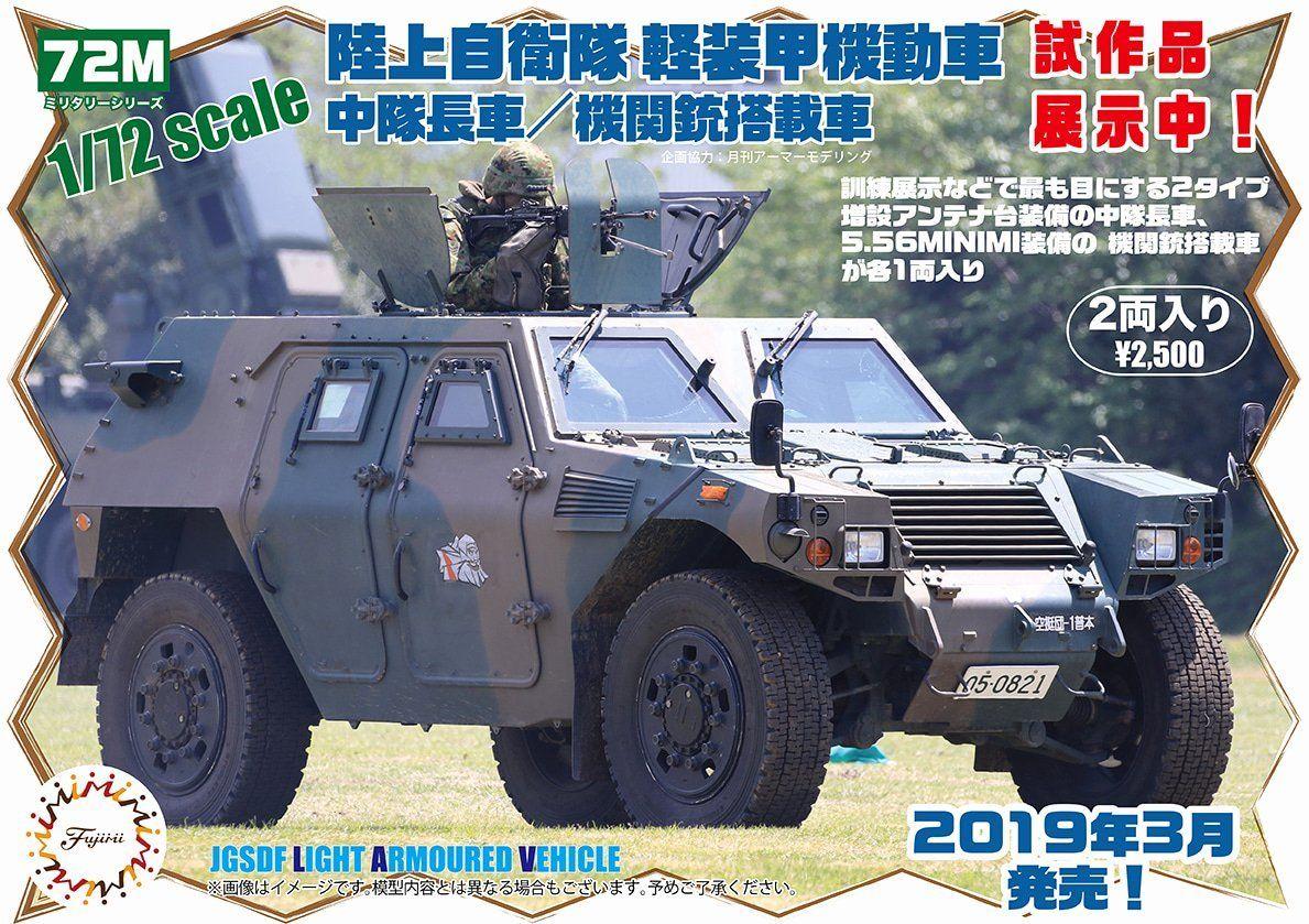 Military Cars Coloring Inspirational Fujimi 9
