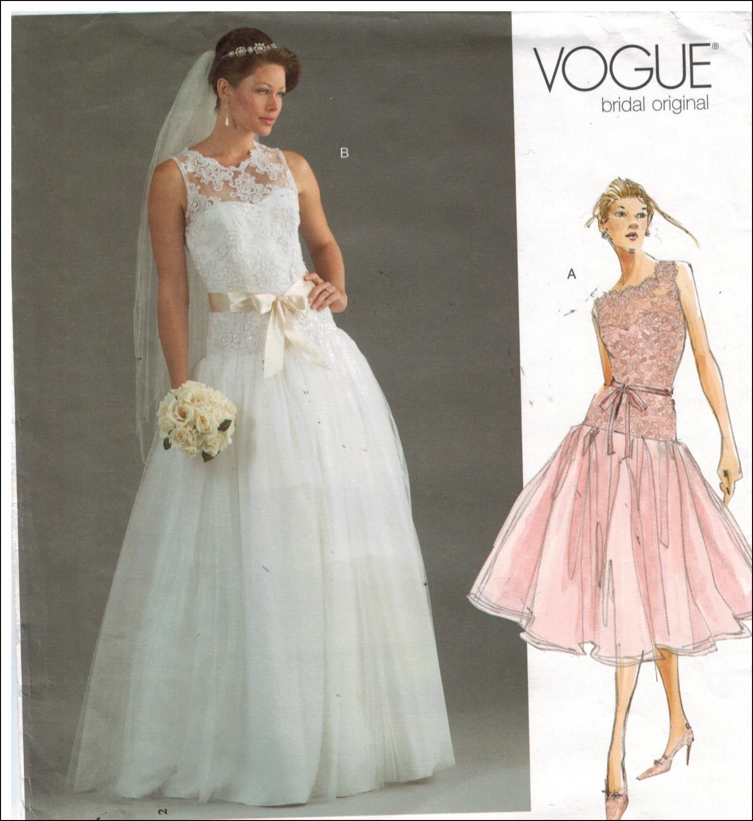 Vogue bridesmaid dress patterns dresses and gowns ideas vogue bridesmaid dress patterns ombrellifo Images