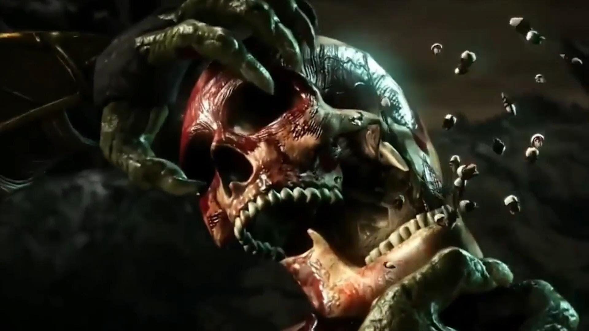 Mortal Kombat X All New Fatalities X Ray Ermac Reptile Kung Lao