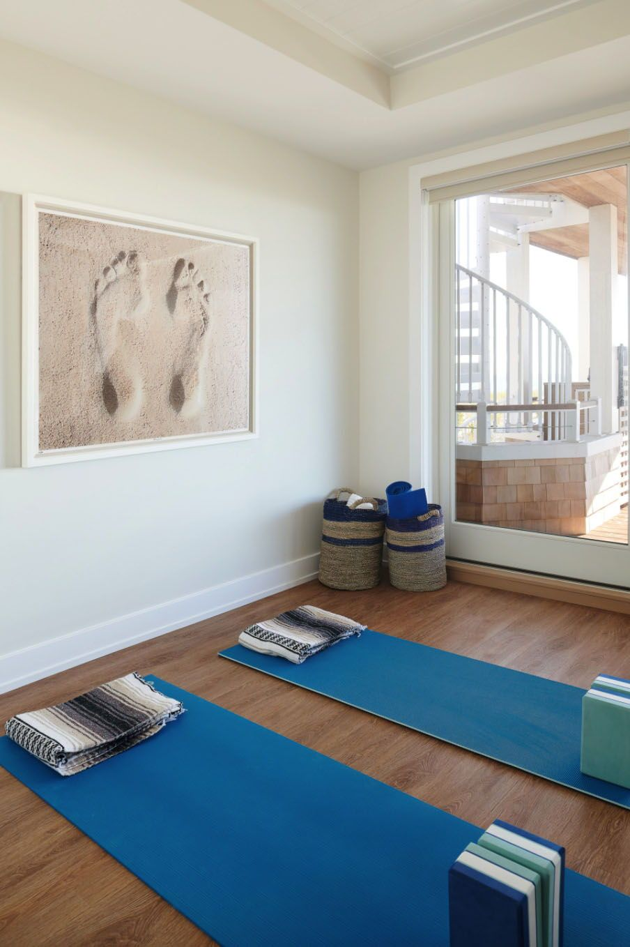 15 Amazing Home Yoga Studio Ideas For Relaxation And