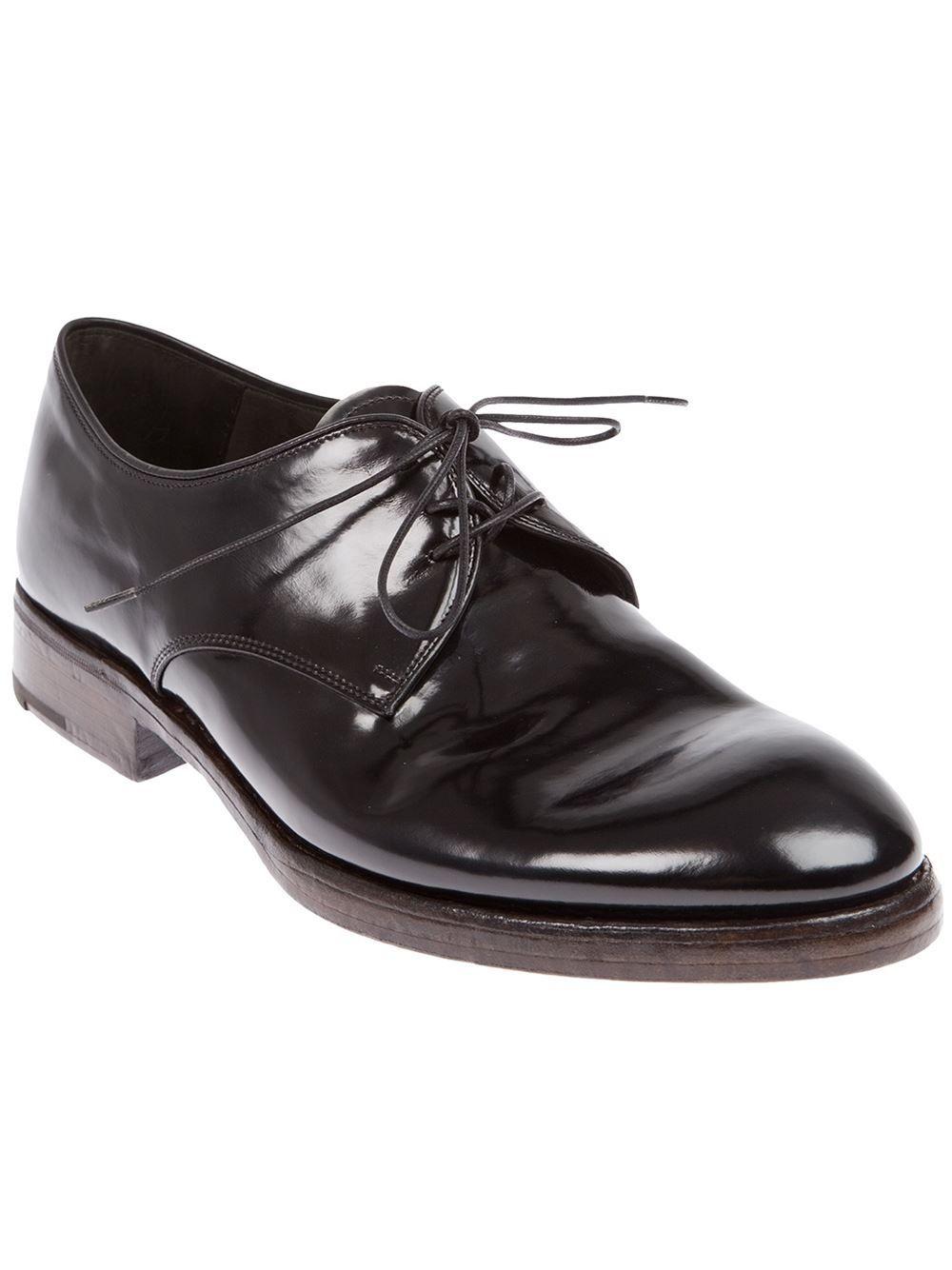 Premiata Contrast Sole Derby Shoe Hiphunters Shop Derby Shoes Dress Shoes Men Shoes [ 1334 x 1000 Pixel ]
