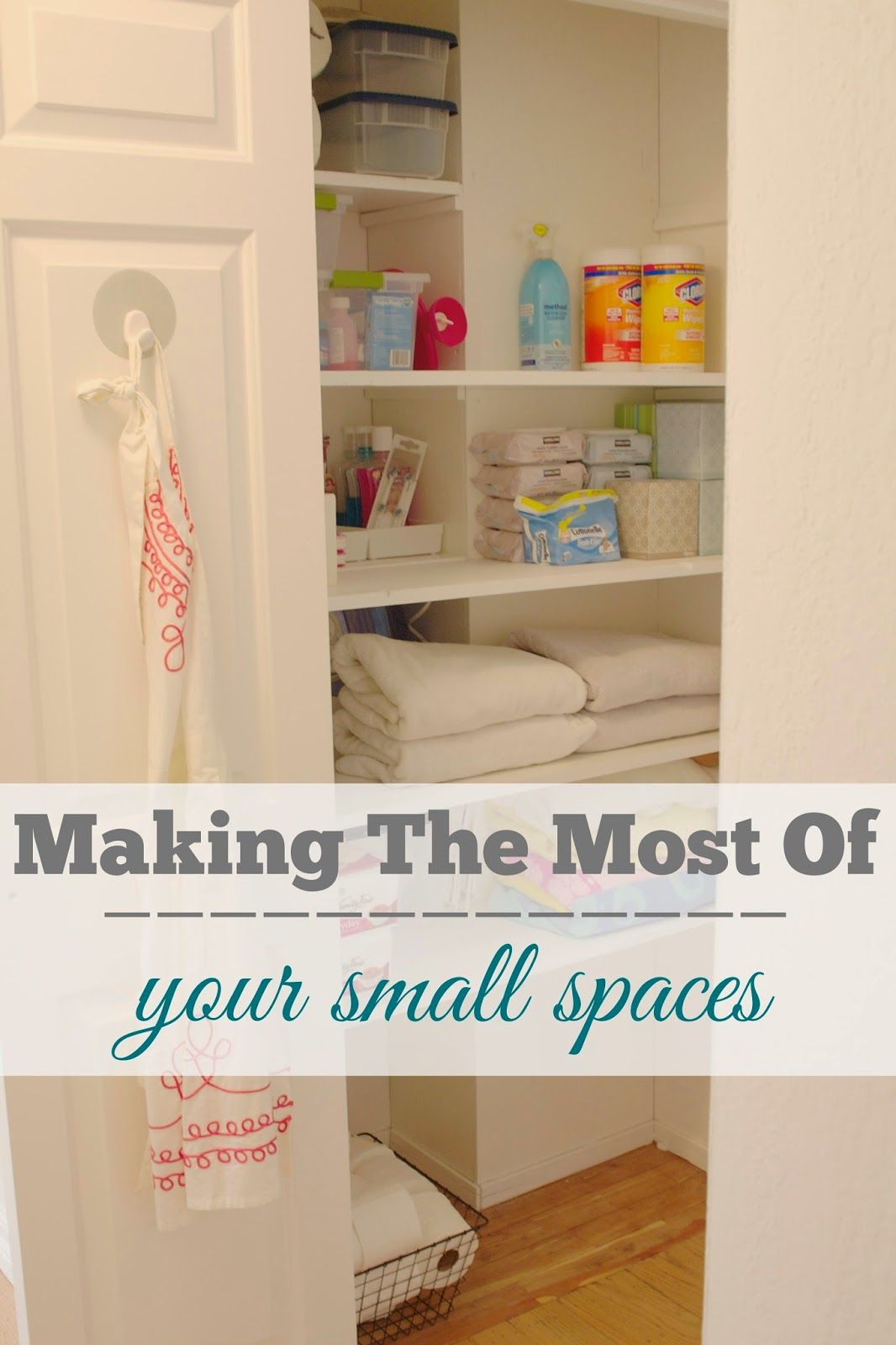 Small Space Organization Simply Organized Making The Most Of Small Spaces Home Is The