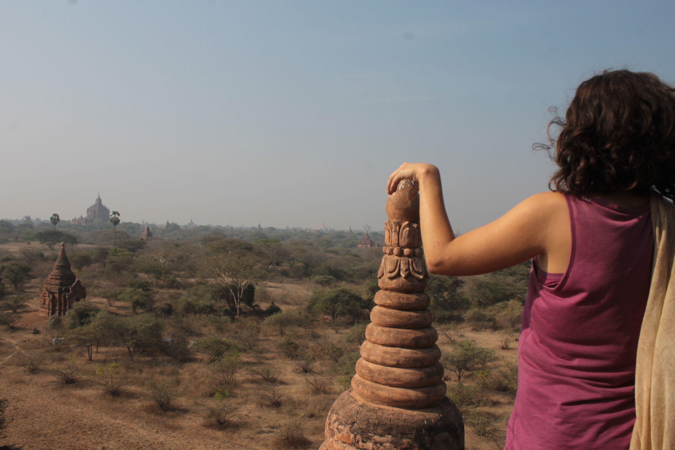 Adiós querida Bagan