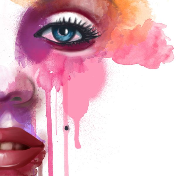 Marilyn Monroe section 4 #marilyn #fashion #watercolor