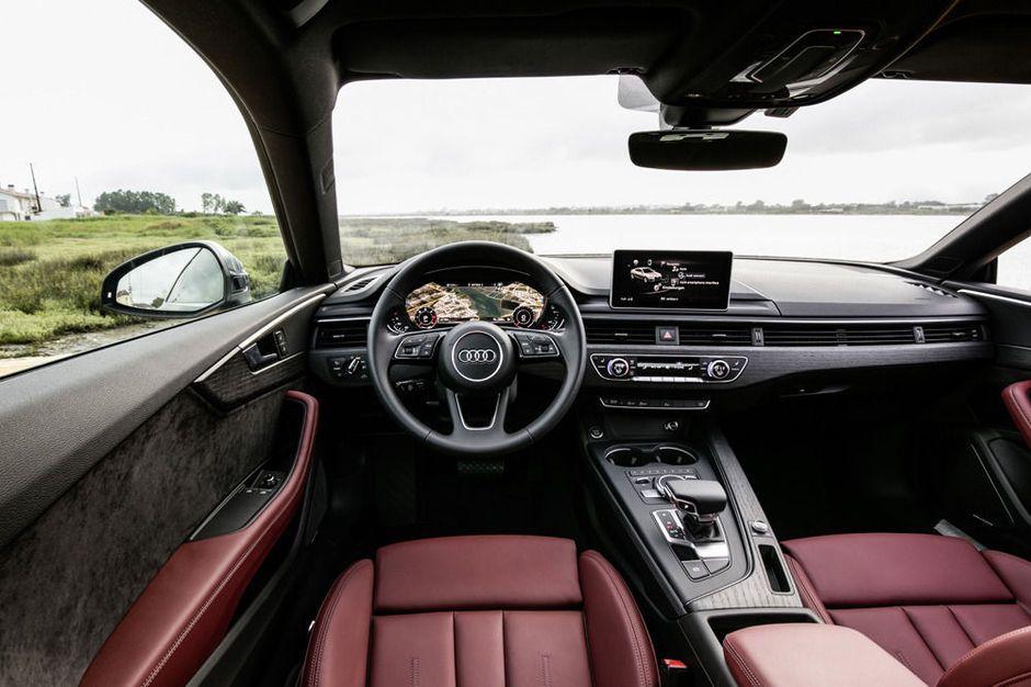 Audi Trekt Ten Aanval Met Nieuwe A5 Foto S Audi A5 Audi A5 Sportback Audi S5 Sportback
