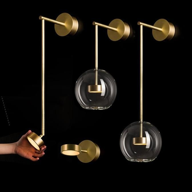 Home Interiorlighting Design: Wall Lamp, Led Indoor Lighting