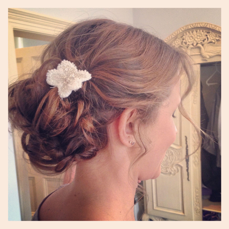 bridesmaids-hair by helen sutcliffe hair | hair | pinterest