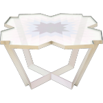 Echo coffee table
