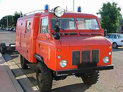 Land Rover 101FC Swiss 2b Fire engine