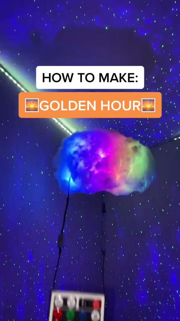 How to make Golden Hour