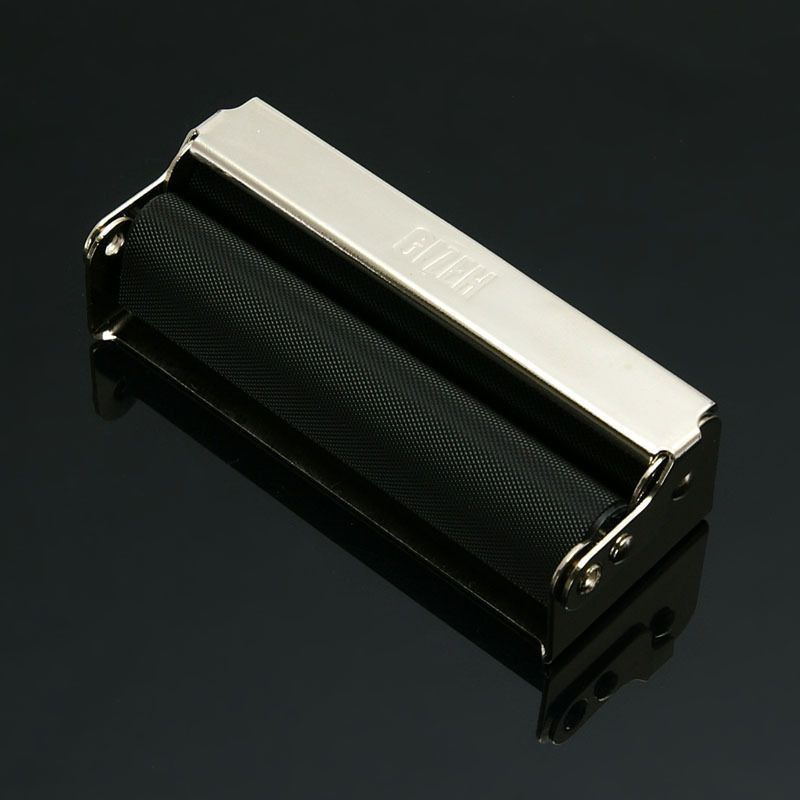 Gizeh 70mm Easy Handroll Metal Cigarette Tobacco Rolling
