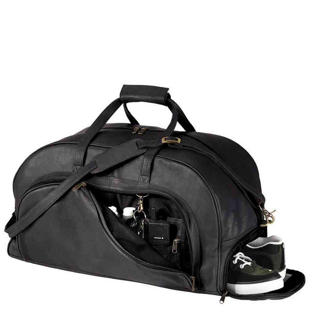 dd1ee72e8078 Mens Gym Bag with Shoe Compartment