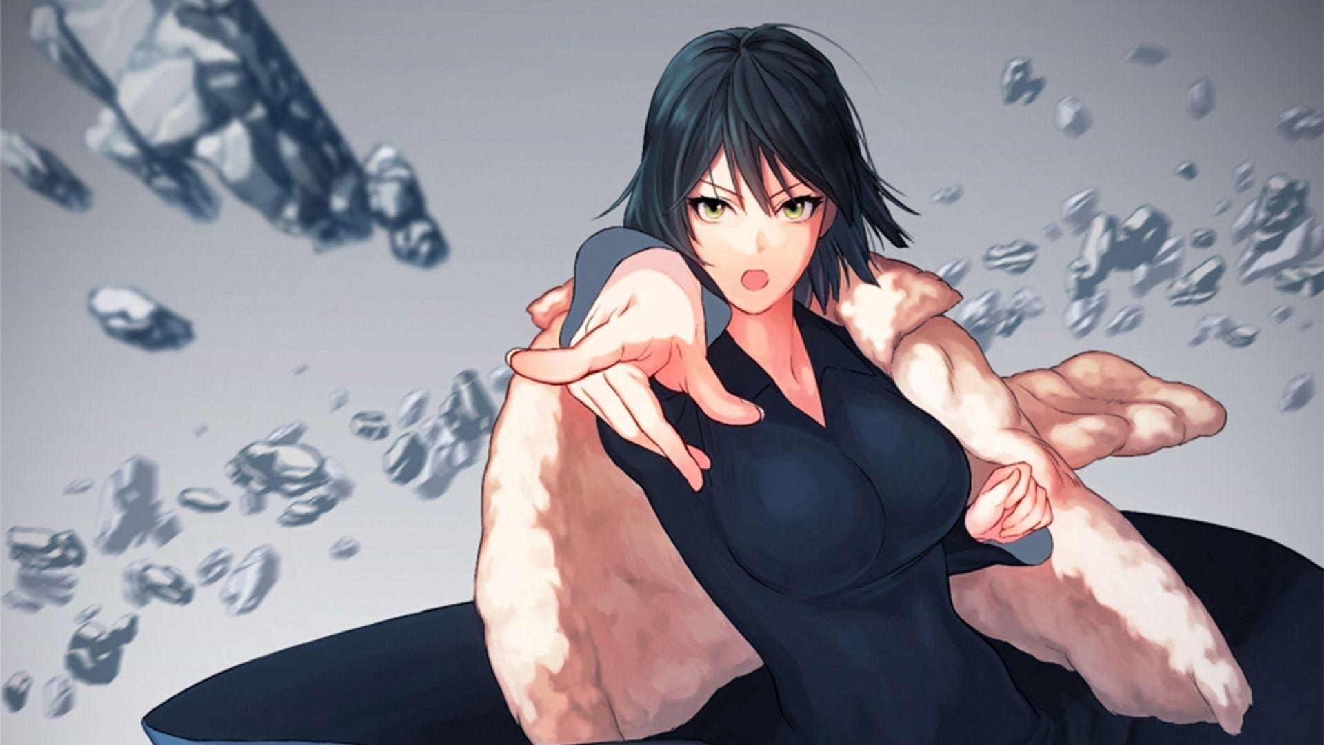 Fubuki One Punch Man Con Imagenes Anime Mujer