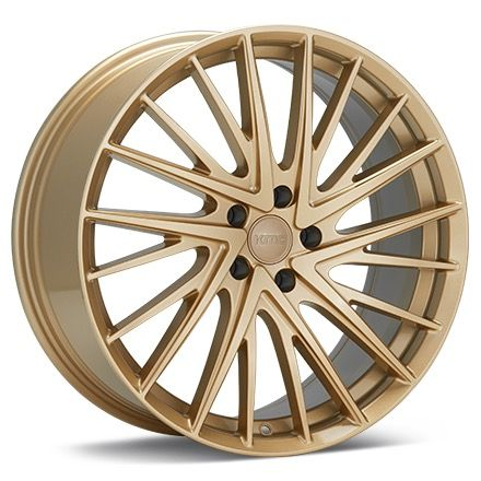 kmc km697 newton gold painted gold paint painting wheel pinterest