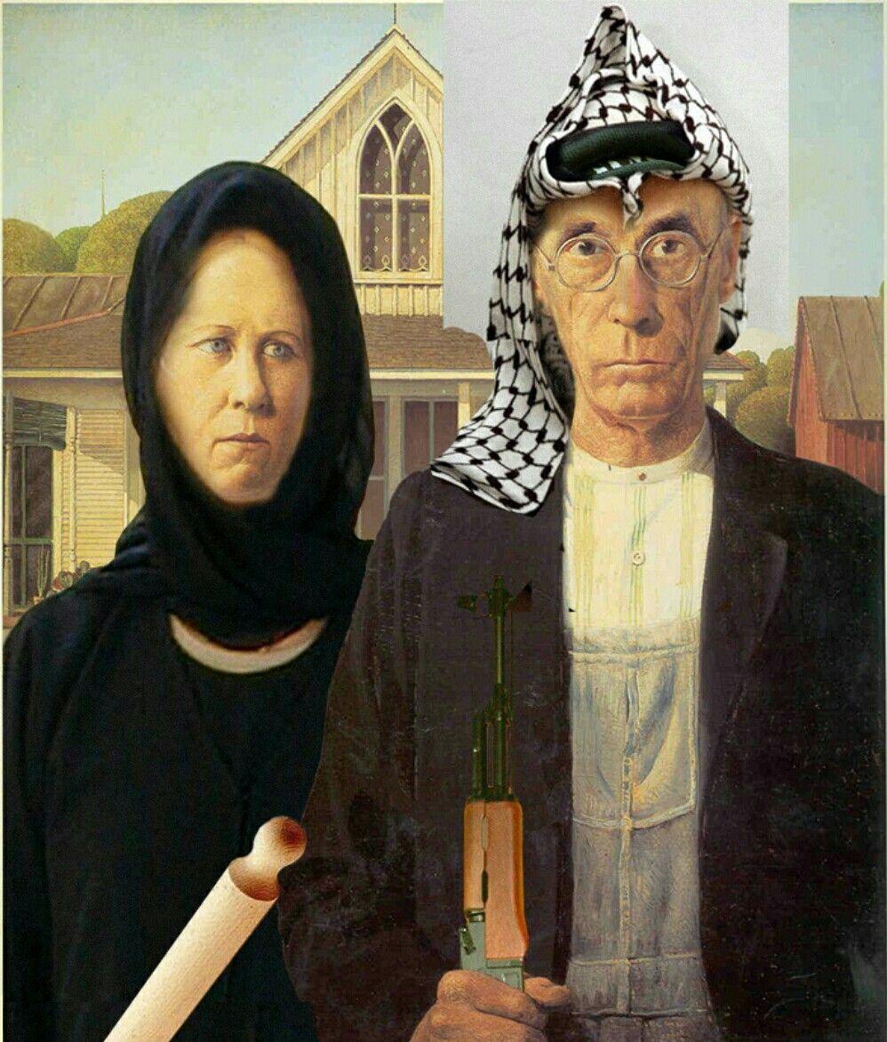 Pin By Damaris Guadarrama On American Gothic Funny