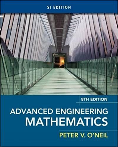 Advanced engineering mathematics si edition 8th edition kindle advanced engineering mathematics si edition 8th edition kindle edition solutions manual oneil fandeluxe Image collections