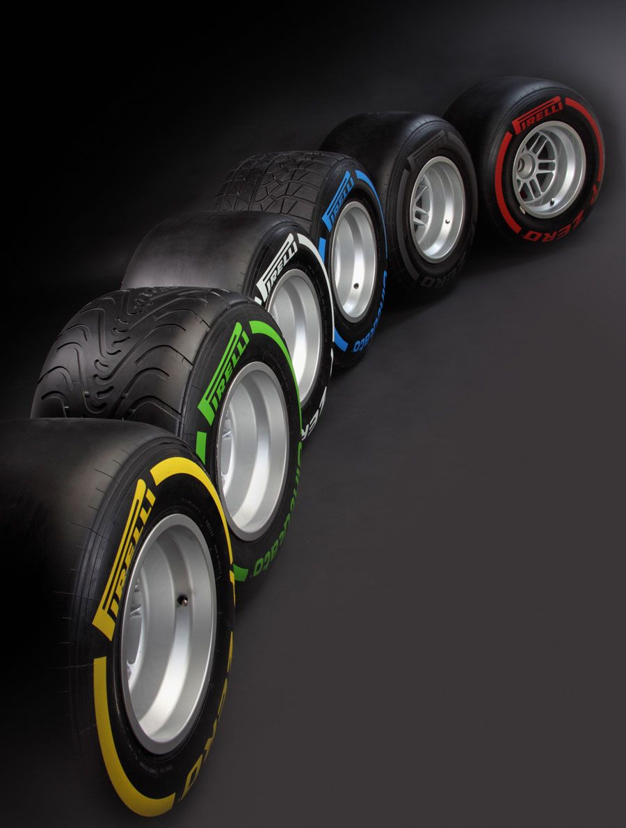 Pirelli Will Supply Softer Tires In 2012 In A Bid To Further Improve The Standard Of Racing In Formula 1 Formula 1 Pirelli Tires Formula 1 Car