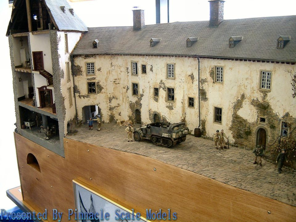 Capturing of Clervaux By Claude Joachim