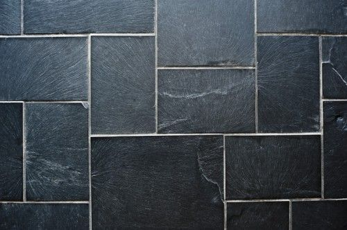 Slate Floor Tile Floor Kitchen Flooring Tile Remodel