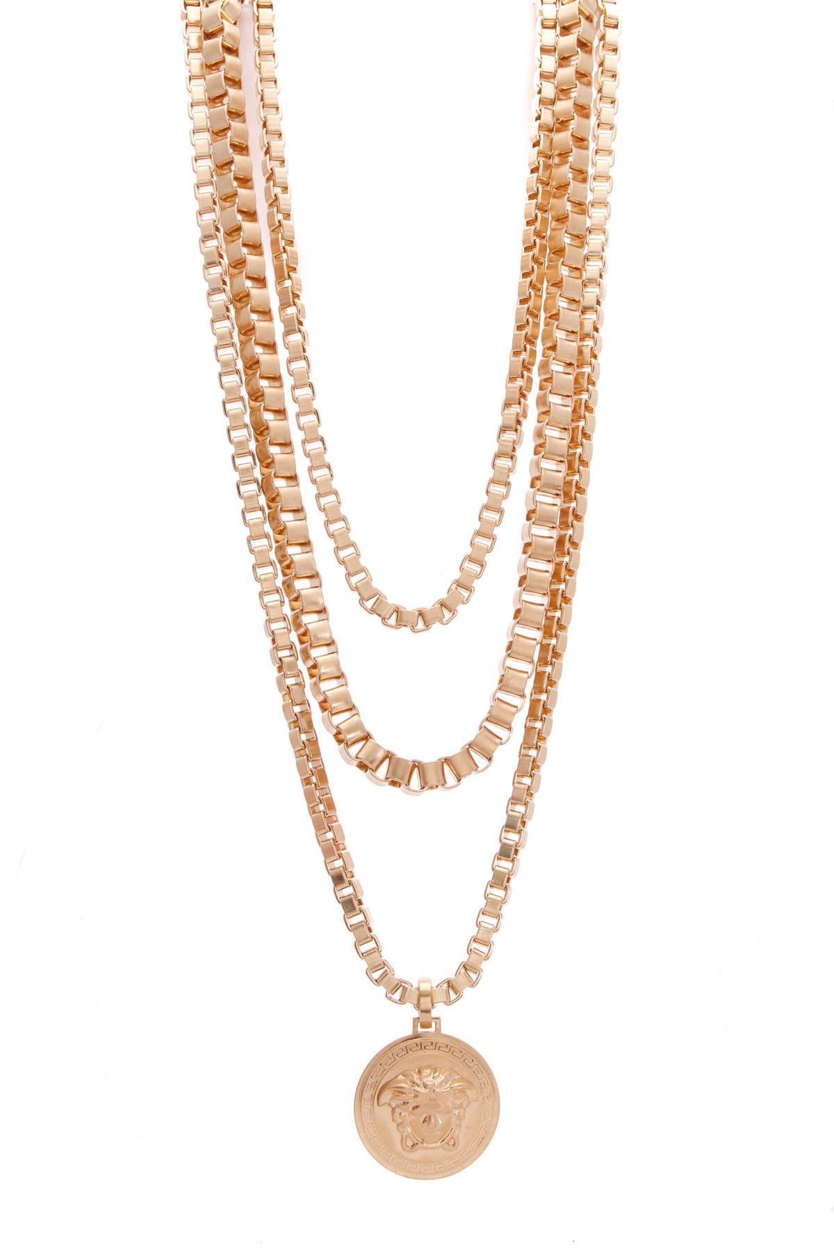 When it comes to a statement necklace versace does it best shop