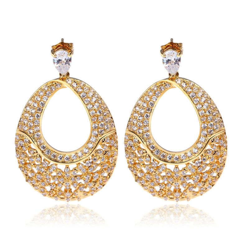 Find More Drop Earrings Information about Top Quality 294 Pieces ...