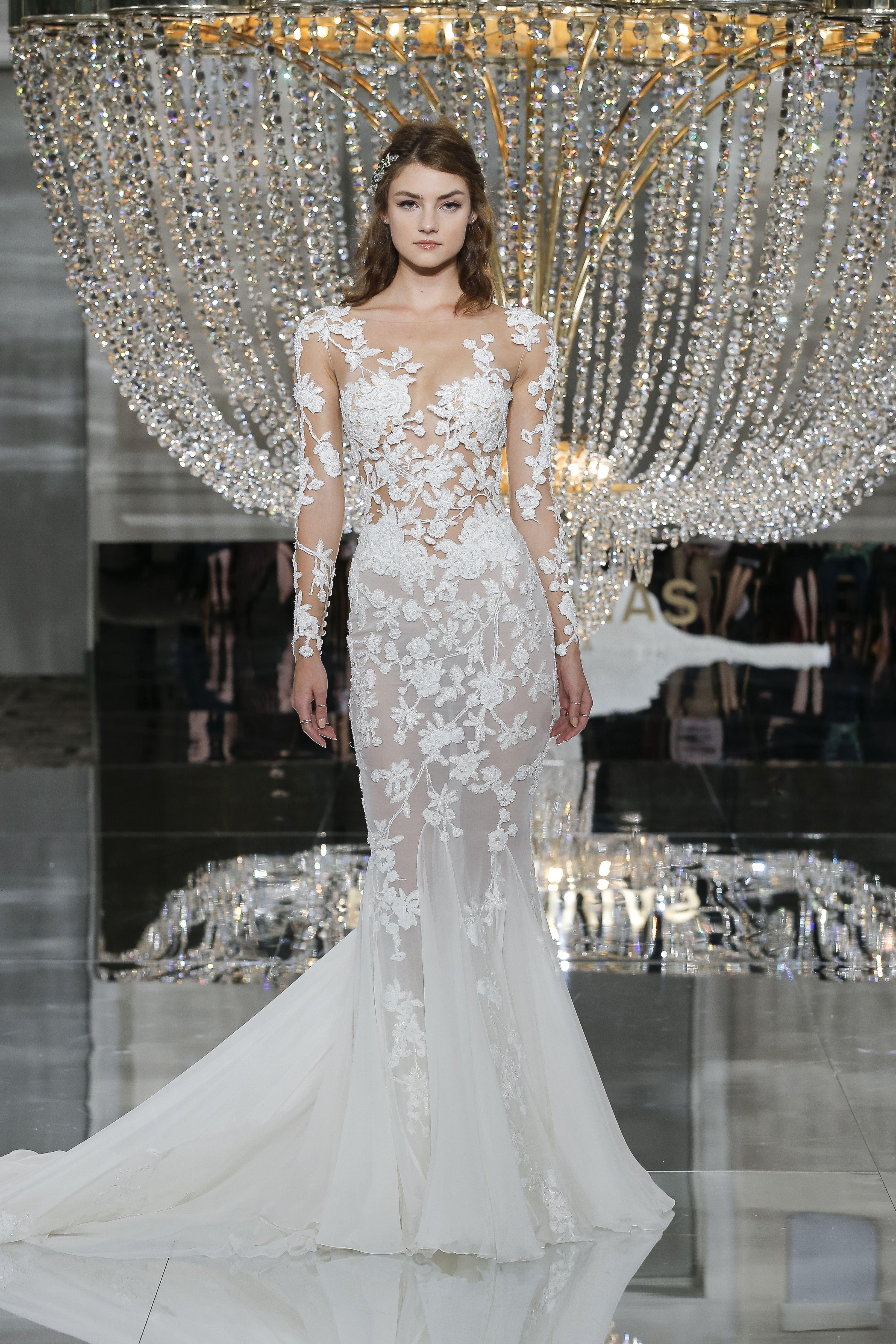 ROCIO Dress From ATELIER PRONOVIAS Pronovias Wedding