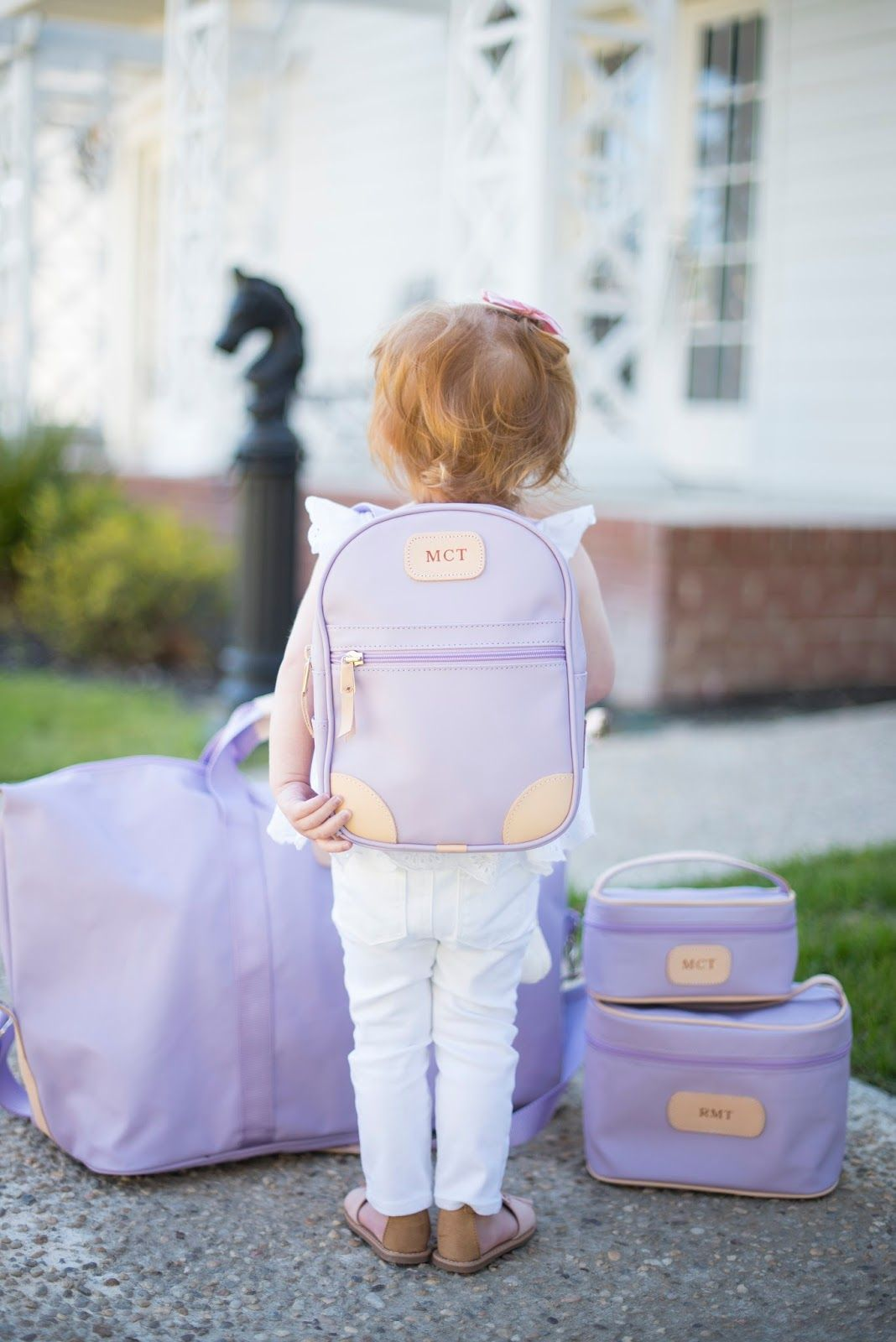 Back pack for kids - Click through to see more of Jon Hart Design on  Something Delightful Blog. 141f5792d6201