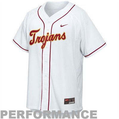 d6e70081b Dedeaux Field never looked better in this Nike Performance Baseball Jersey.