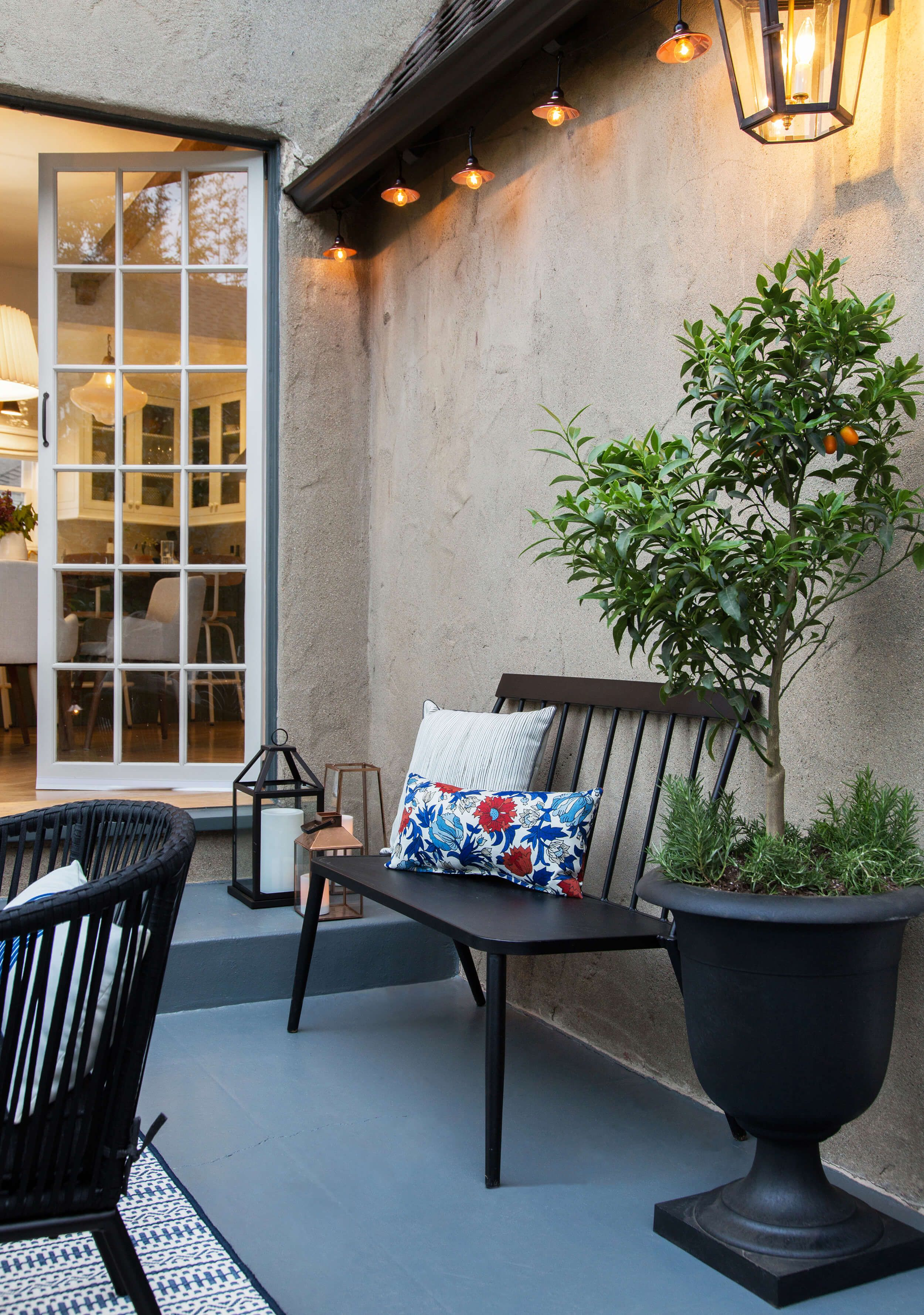 Outstanding How To Decorate Your Outdoor Space With Target Shop The Bralicious Painted Fabric Chair Ideas Braliciousco