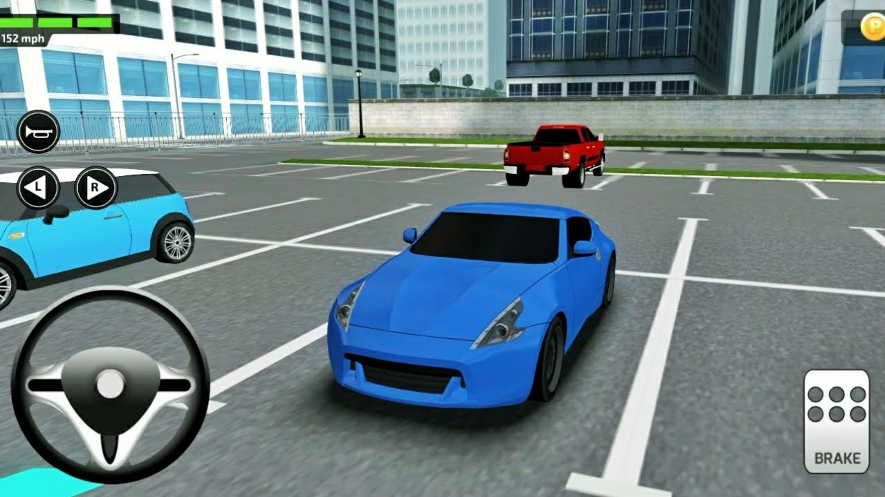 Parking Frenzy 2 0 3d Game 1 Car City Driving Android Ios Gameplay In 2020 City Car Car Games All Games