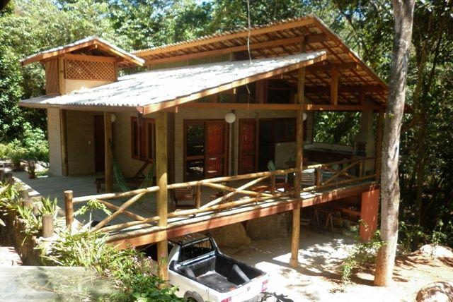 Terrenos declive projetos casas google search para construir na serra pinterest terreno - Construir casa en terreno rustico ...