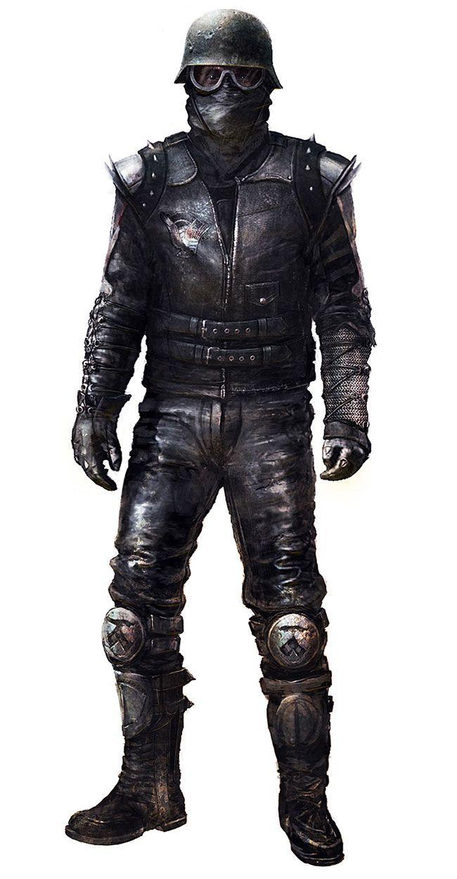 Wearing a metal cage helmet - 3 8