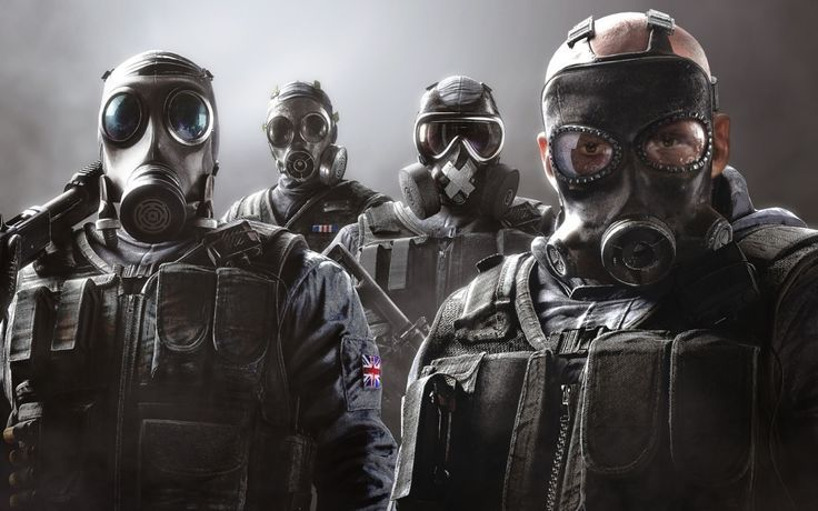 Tom Clancys Rainbow Six Siege Hd Wallpaper Hd Wallpapers Quality